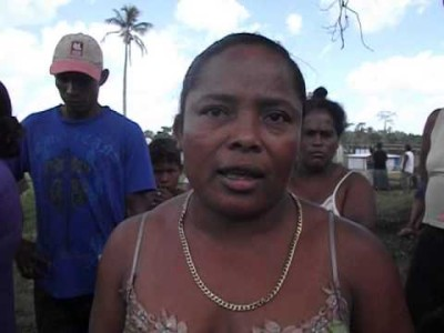 This woman was abducted & raped by Colonos (sandinista Ortega agents)